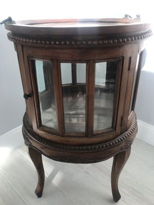 "Antique ""CAKE"" table for Sale in Fort Myers Beach, FL"