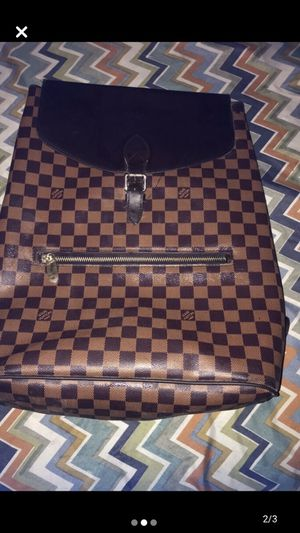 Louis Vuitton backpack for Sale in Tampa, FL