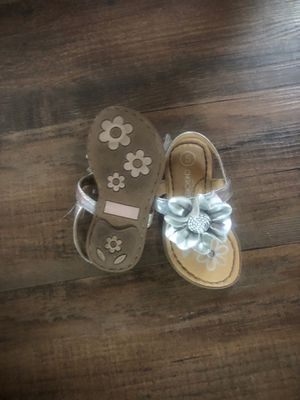 Baby sandals size 5 for Sale in La Vergne, TN