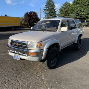 1996 Toyota 4Runner for Sale in Tigard, OR