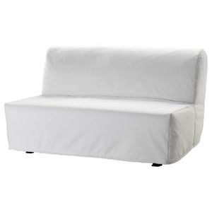 Ikea lovas futon pull out love seat sleeper couch for Sale in Miami, FL