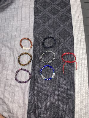 Crystal Bracelets ($10 each) for Sale in Las Vegas, NV