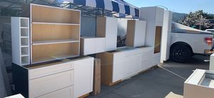 Complete kitchen 70 % off from regular price frameless custom cabinets for Sale in La Puente, CA