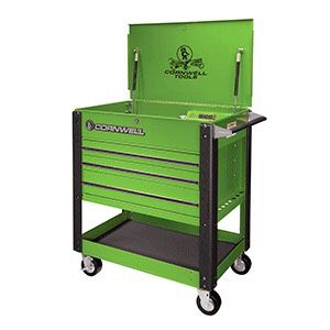 Cornwell 3 Drawer Tool Cart / Toolbox / Tool Box for Sale in Vancouver, WA