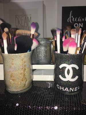 Customized Glitter Makeup Brush Holders for Sale in Philadelphia, PA