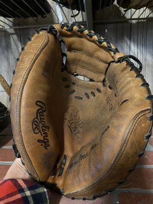 "Rawlings Gold glove series 33.5"" catcher mitt for Sale in Falls Church, VA"