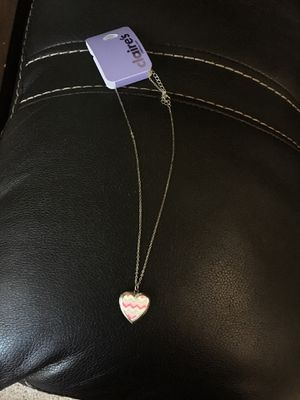 Locket from Claire's for Sale in Auburn, WA