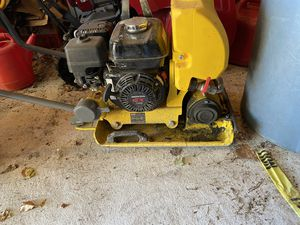 Wacker compactor for Sale in Gloucester, MA