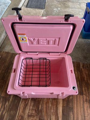 Pink Yeti Tundra50 cooler for Sale in Chino, CA