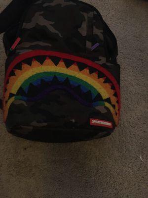 Bape rainbow Limited addition bookbag for Sale in UPPR MARLBORO, MD