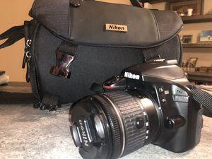 Nikon D3400 camera FULL KIT for Sale in Houston, TX