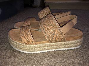 American Rag Open Toe Espadrille Sandals for Sale in Chula Vista, CA