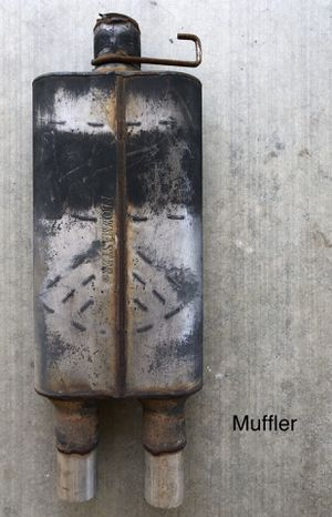 FLOWMASTER MUFFLER for Sale in Tulare, CA