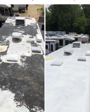 Northwest Ga Rv Repair! Roof Treatment ! Save your self thousands !!!!! for Sale in Hiram, GA