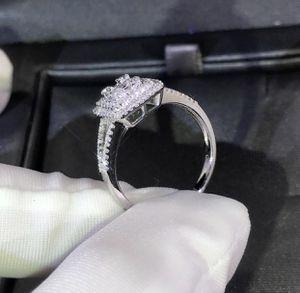 Mojssanite VVS Diamond Ring Size 6 for Sale in Fircrest, WA
