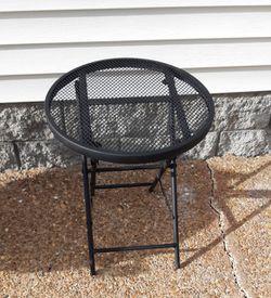 Round Metal Indoor/outdoor Table for Sale in Mt. Juliet,  TN