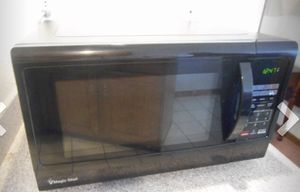 Black Magic Chef microwave for Sale in Odessa, FL