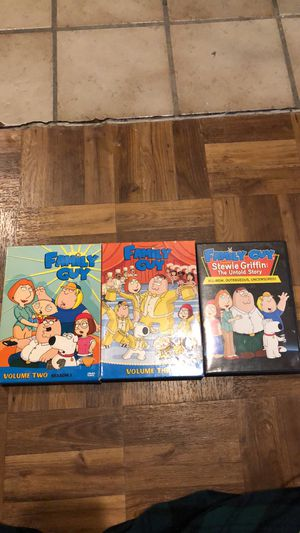 Family guy for Sale in Frisco, TX