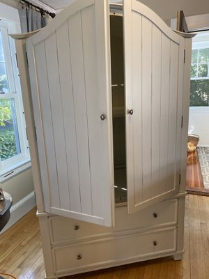 Pottery Barn Armoire for Sale in North Andover, MA