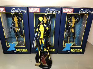 X-Men Wolverine X-23 Action Figure Statue Collectible for Sale in Long Beach, CA