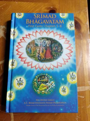 Srīmad Bhāgavatam: First Canto, Chapters 1-8 for Sale in Henderson, NV