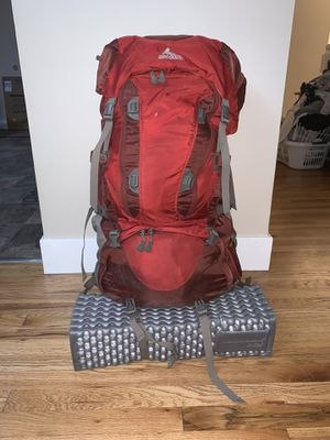 Gregory hiking bag for Sale in Tacoma, WA