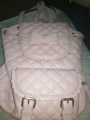 UnderOneSky Blush Pink BackPack (WOMENS) for Sale in Las Vegas, NV