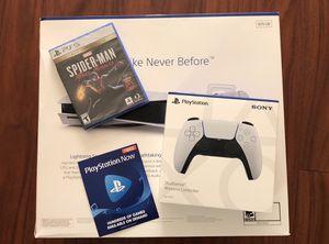 Playstation 5 Bundle for Sale in Alhambra, CA