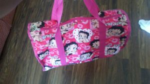 Betty Boop Bag for Sale in Washington, DC