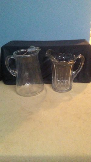 Glass Pitchers for Sale in Indianapolis, IN