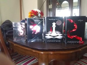 Twilight book series for Sale in Joplin, MO