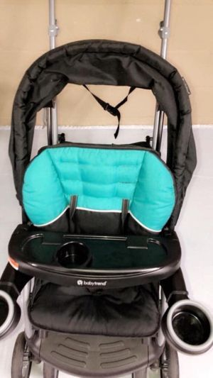 Stroller for Baby and toddler price not negotiable $65 firm for Sale in Hammond, IN