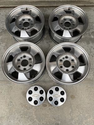 """16"""" Chevy Tahoe-Suburban Rims for Sale in Fontana, CA"""