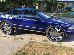 1996 Chevy caprice 96 vet engine for Sale in Chicago, IL