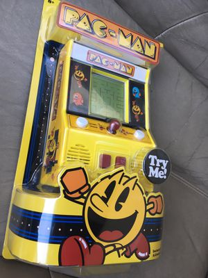 new pacman retro game for Sale in Schaumburg, IL
