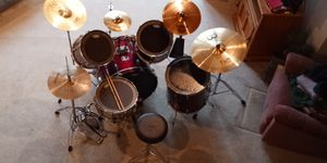 Pearl Drumset for Sale in Elma, WA