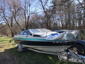 Bayliner capri no title for trailer motor blown parts for Sale in Pleasant Garden, NC