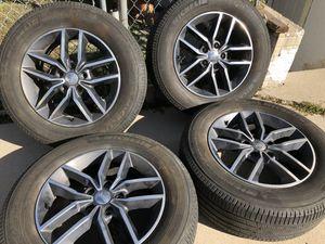 2017 Jeep Grand Cherokee Wheels & Tires for Sale in West Jordan, UT