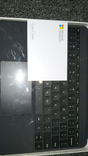 Microsoft surface go type cover keyboard for Sale in Queens, NY