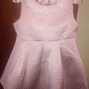 Blush Baby Girl Dress for Sale in Hoquiam, WA