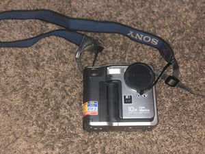 Sony digital camera for Sale in Lodi, CA
