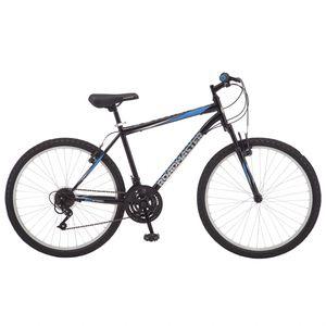 "Men's Mountain Bike, 26"" wheels, Black/Blue for Sale in Anaheim, CA"