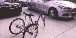Miami Sun - cobalt blue. Tires need air for Sale in Port St. Lucie, FL