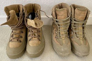 Military Boots Size 10 for Sale in Steilacoom, WA