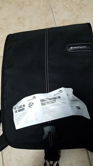 Brenthaven laptop,iPad backpack for Sale in Chicago, IL