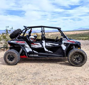 Rzr spare tire swing away mount for Sale in Gilbert, AZ