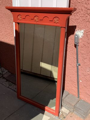 Large Wall Mirror for Sale in Fullerton, CA