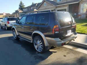 2002 montero sport limited for Sale in Moreno Valley, CA