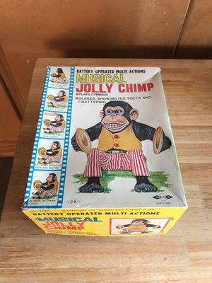 Musical jolly chimp for Sale in Yorba Linda, CA