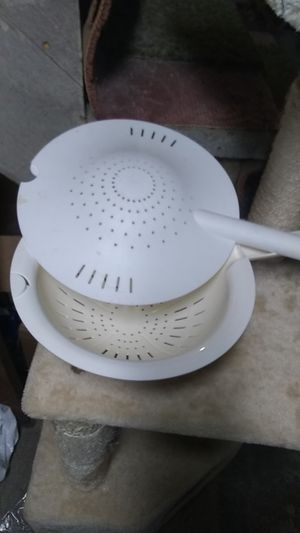 Pasta strainer. for Sale in Freeland, PA